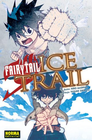 Manga Fairy Tail Ice Trail