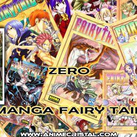 Manga Fairy Tail Zero