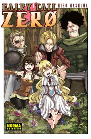 Manga Fairy Tail Zero