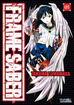 Frame Saber Manga Tomo 1