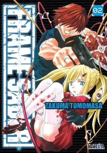 Frame Saber Manga Tomo 2