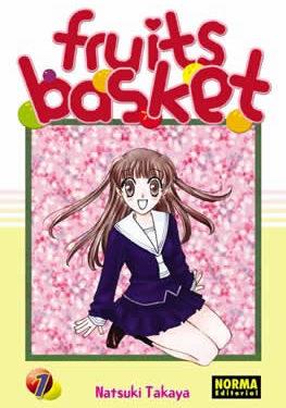 Fruits Basket manga tomo 1