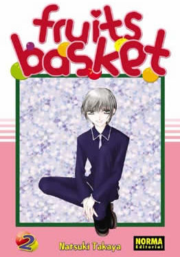 Fruits Basket manga tomo 2