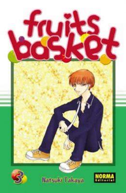 Fruits Basket manga tomo 3