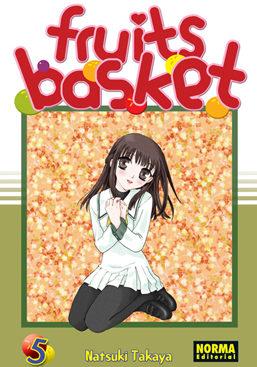 Fruits Basket manga tomo 5