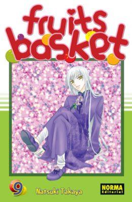 Fruits Basket manga tomo 9