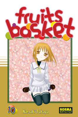 Fruits Basket manga tomo 10