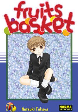 Fruits Basket manga tomo 11