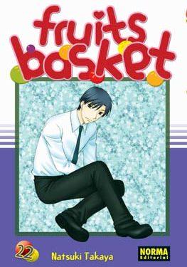 Fruits Basket manga tomo 22