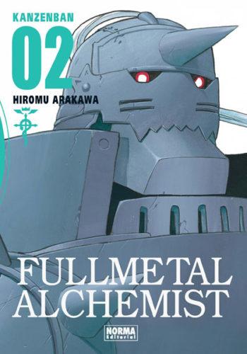 Fullmetal Alchemist Kanzenban manga tomo 2