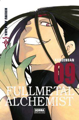 Fullmetal Alchemist Kanzenban manga tomo 9
