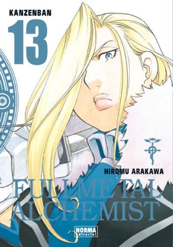 Fullmetal Alchemist Kanzenban manga tomo 13