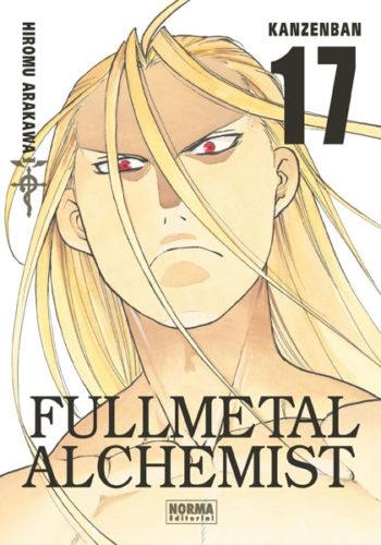 Fullmetal Alchemist Kanzenban manga tomo 17