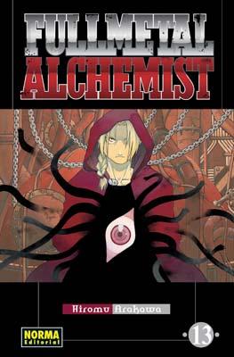 Fullmetal Alchemist manga tomo 13