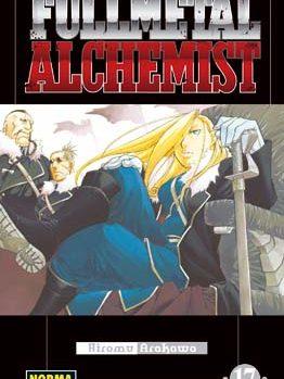 Fullmetal Alchemist manga tomo 17