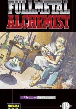 Fullmetal Alchemist manga tomo 19
