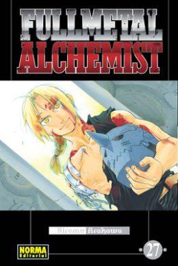 Fullmetal Alchemist manga tomo 27