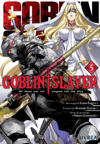 Manga Goblin Slayer 05