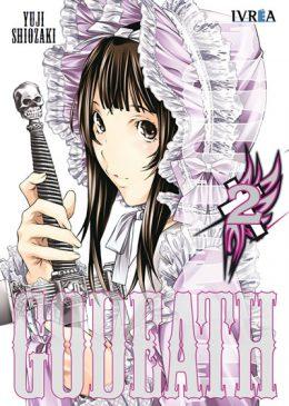 Godeath manga tomo 2
