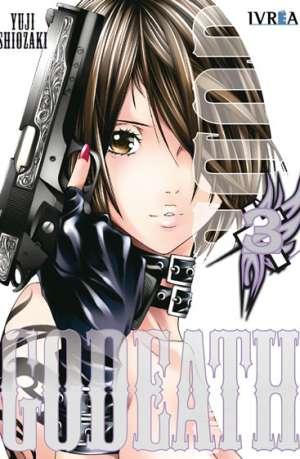 Godeath manga tomo 3