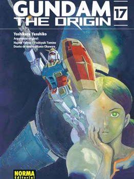 Gundam The Origin manga tomo 17