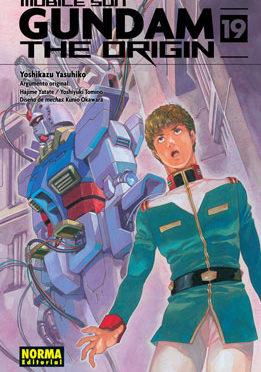 Gundam The Origin manga tomo 19