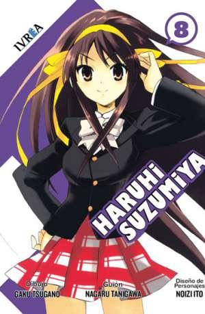 Haruhi Suzumiya Manga Tomo 8