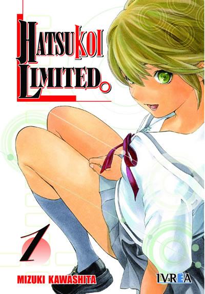 Hatsukoi Limited Manga Tomo 1
