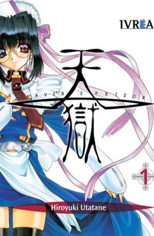 Heaven's Prison manga tomo 1