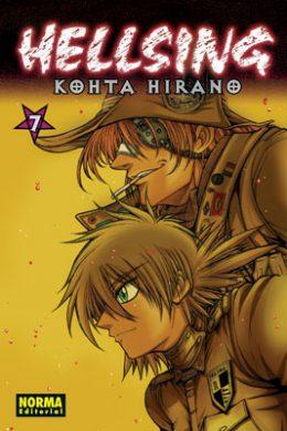 Hellsing manga tomo 7