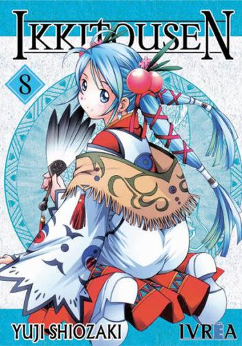 Ikkitousen manga tomo 8