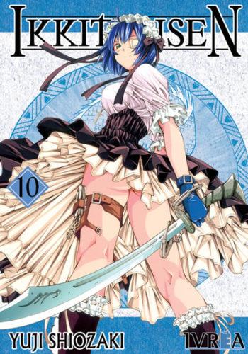 Ikkitousen manga tomo 10