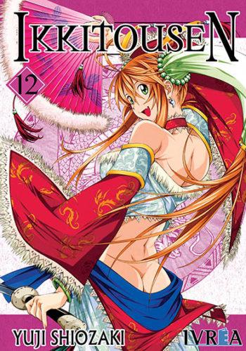 Ikkitousen manga tomo 12