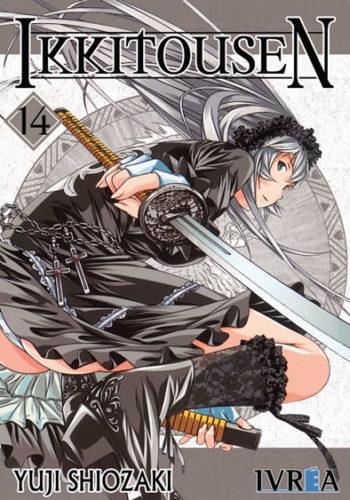 Ikkitousen manga tomo 14