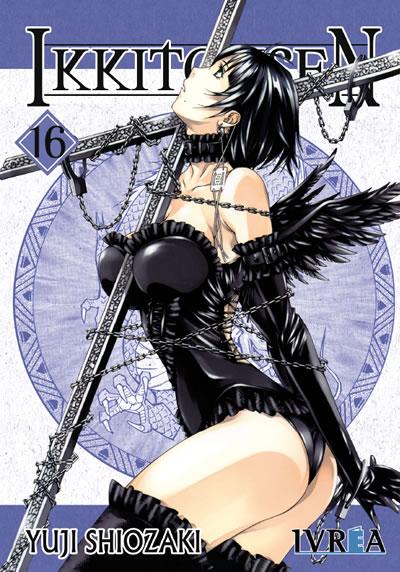 Ikkitousen manga tomo 16