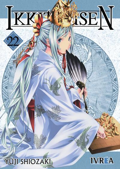 Ikkitousen manga tomo 22