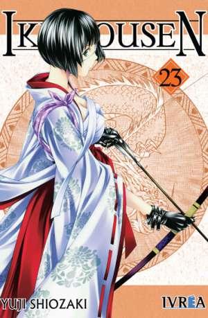 Ikkitousen manga tomo 23