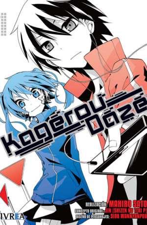 Kagerou Daze Manga Tomo 1