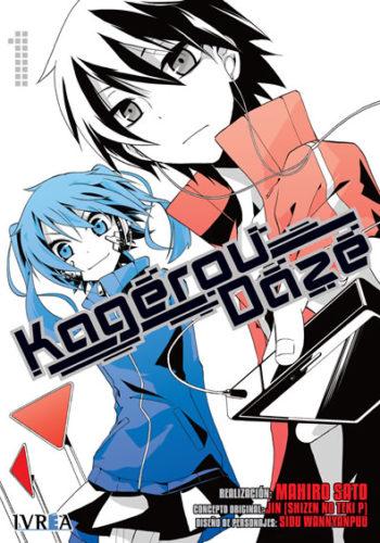 Manga Kagerou Daze 01