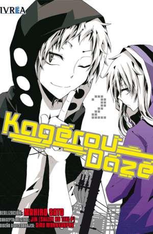 Kagerou Daze Manga Tomo 2