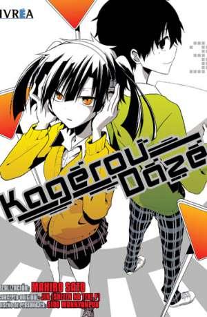 Kagerou Daze Manga Tomo 3