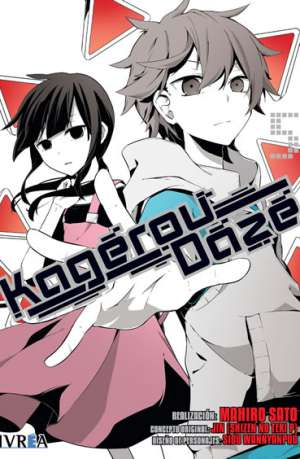 Kagerou Daze Manga Tomo 5
