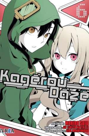 Kagerou Daze Manga Tomo 6