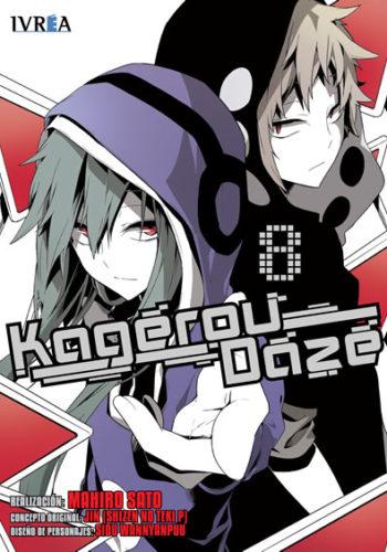 Manga Kagerou Daze Tomo 08