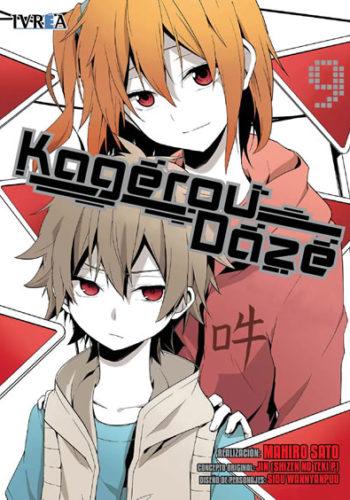 Manga Kagerou Daze Tomo 09