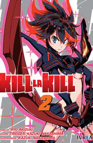Kill La Kill manga tomo 2
