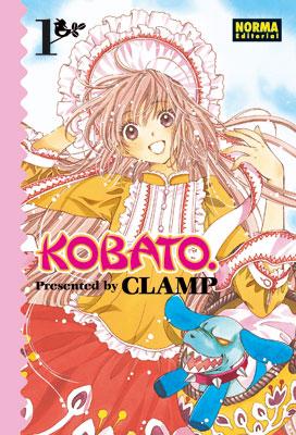 Kobato manga tomo 1