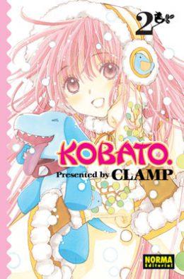 Kobato manga tomo 2
