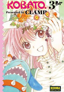 Kobato manga tomo 3
