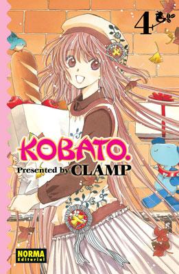 Kobato manga tomo 4